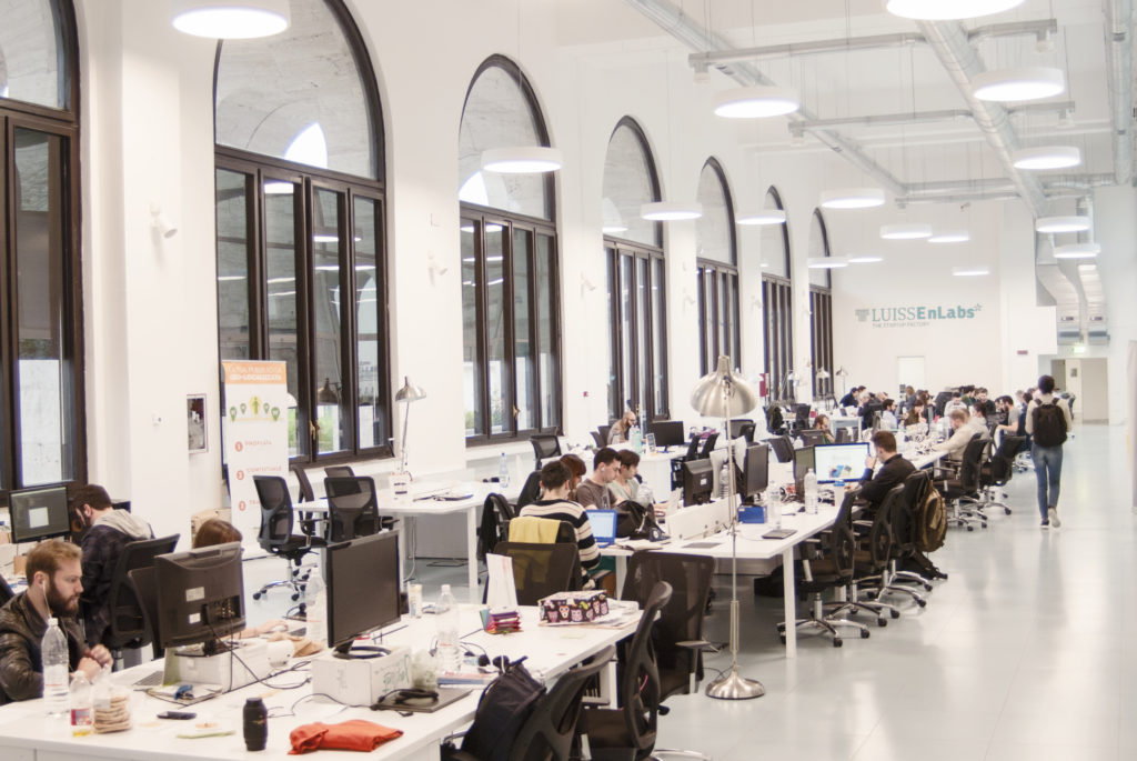 Accelerator LUISS ENLABS in Rome