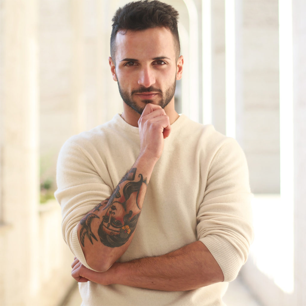MyLab Nutrition CEO Gianluca Perra