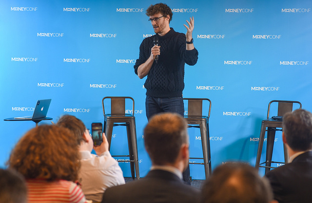 Paddy Cosgrave, CEO of Web Summit