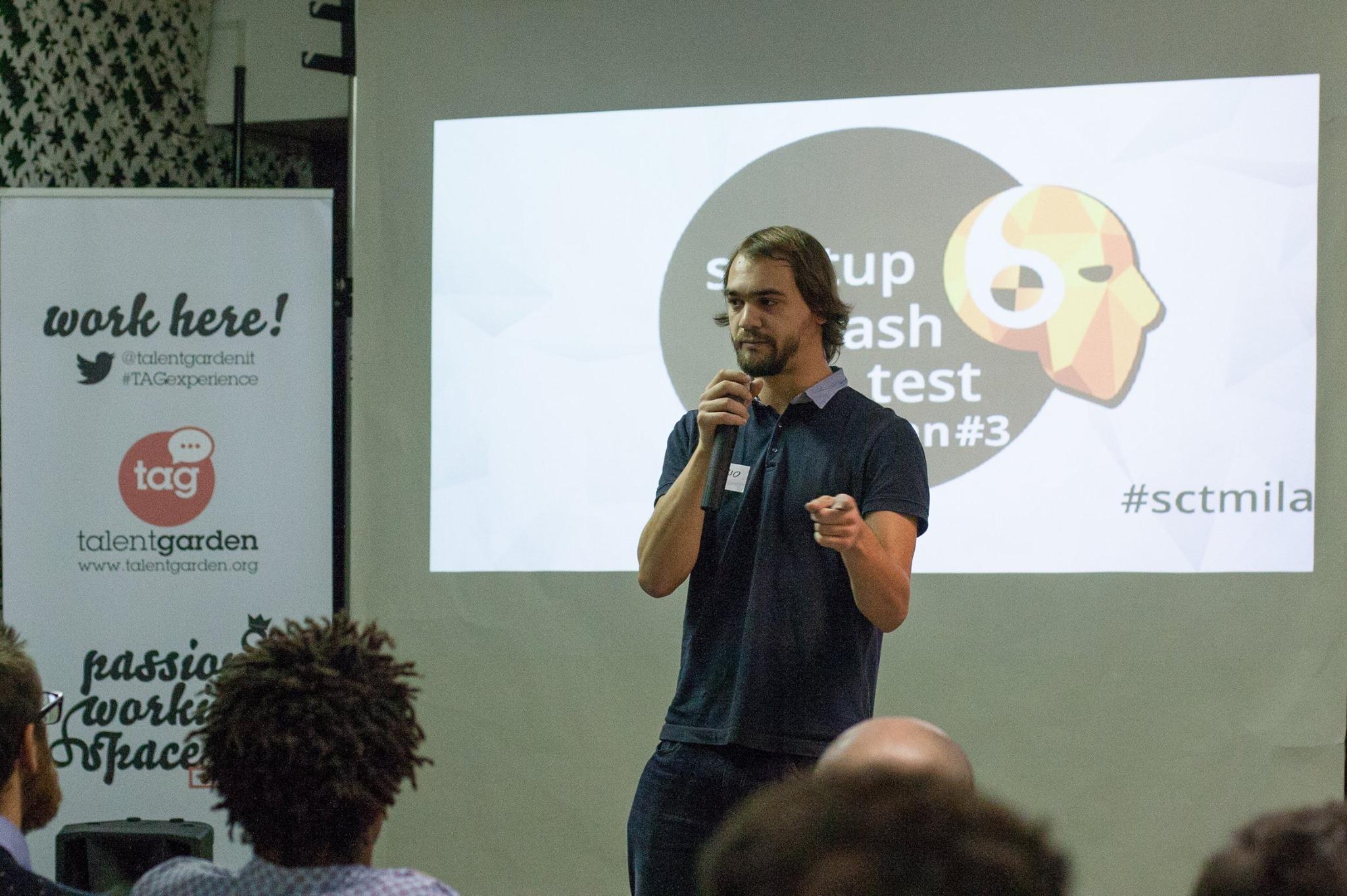 Startup Crash Test Milan #3 – Startup Reporter