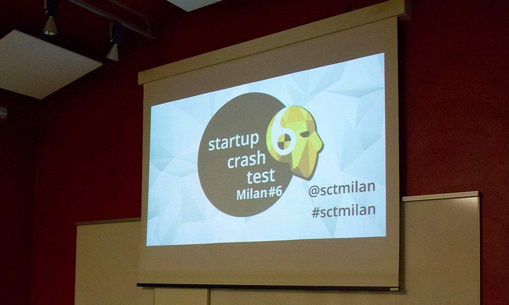 Startup Crash Test Milan #6