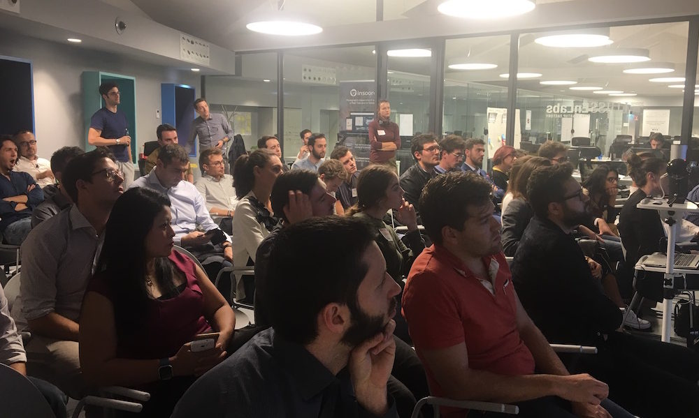 Audience at Startup Crash Test Milan #16