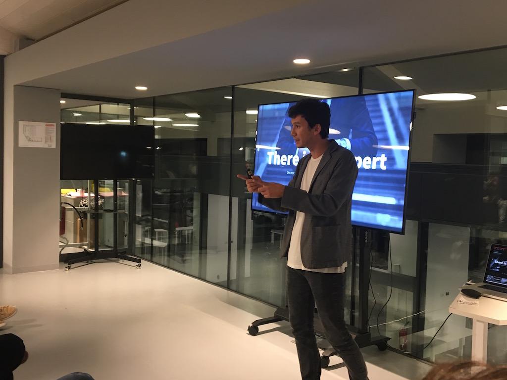 Giulio Montoli, Startup Crash Test Milan #16