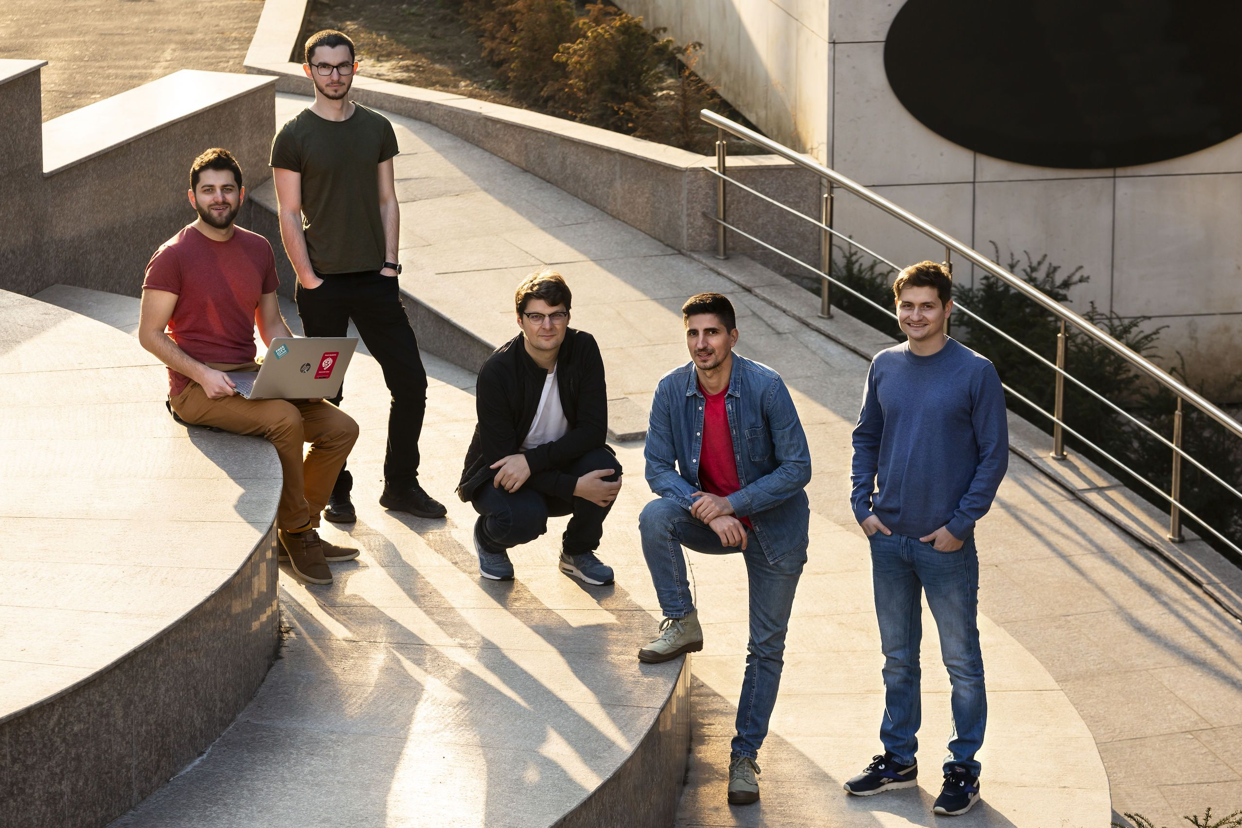 Startup Questo Team