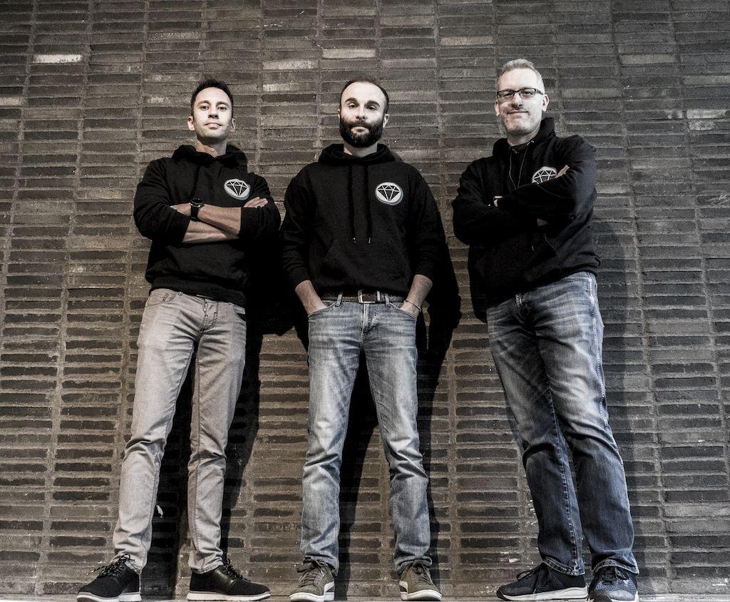 startup Bitmonds co-founders