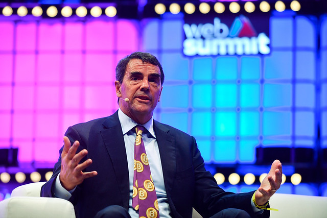 Tim Draper, Founder, Draper Associates  on Web Summit