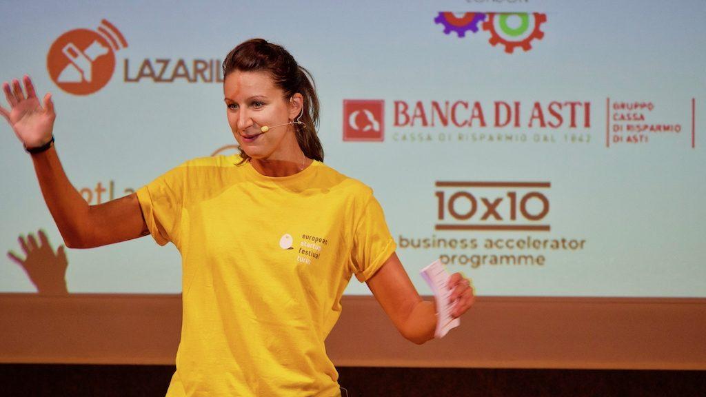 The European Startup Association Christine Michaelis