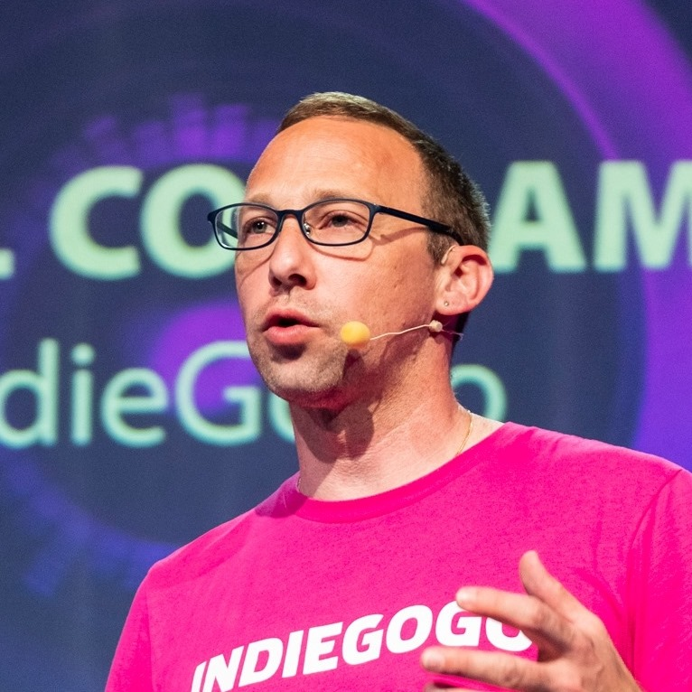 Pascal Condamine, Indiegogo Project Evangelist France & Europe