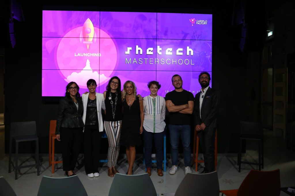SheTech Master School Team