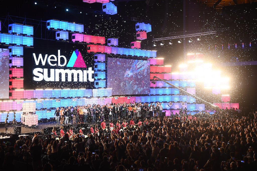 Web Summit 2018 - Opening Ceremony