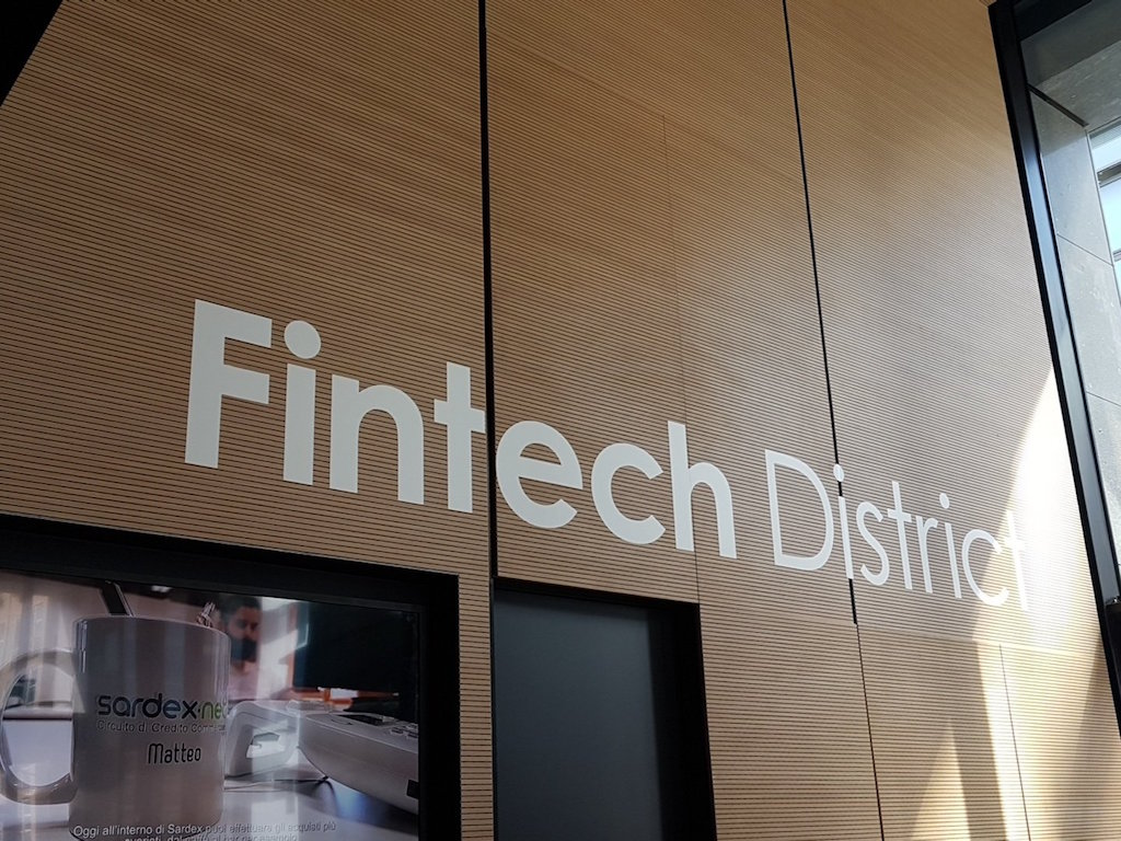 Italian FinTech district