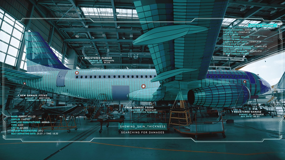 AerinX among TOP 10 innovations in the aircraft maintenance sector