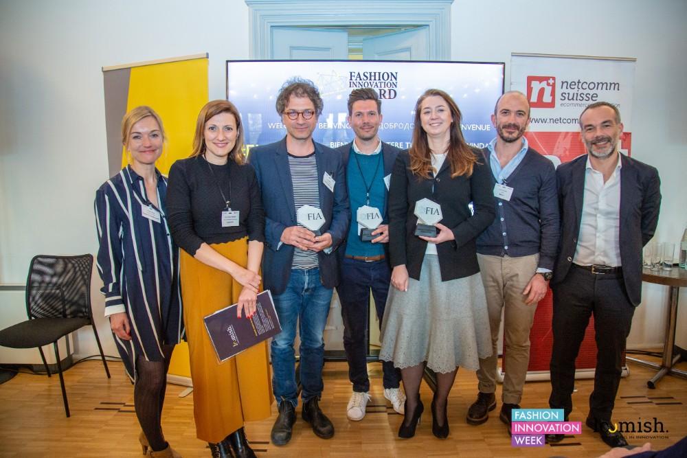 Fashion Innovation Award 2019 winners