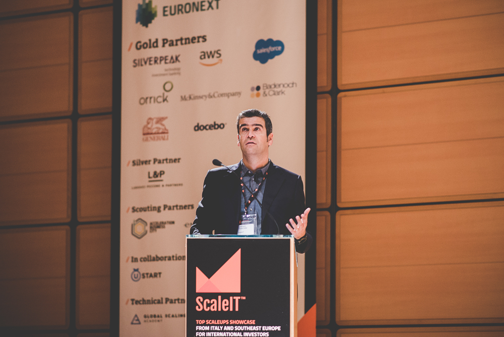 ScaleIT_WelcomeSpeech Lorenzo Franchini