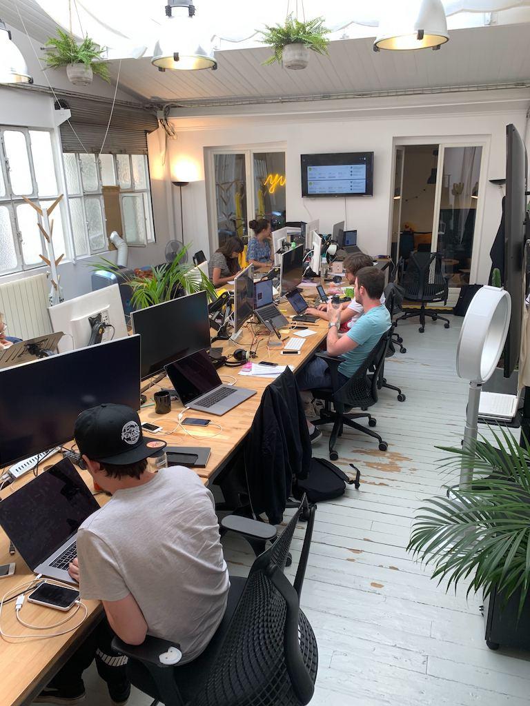 Yubo Team office