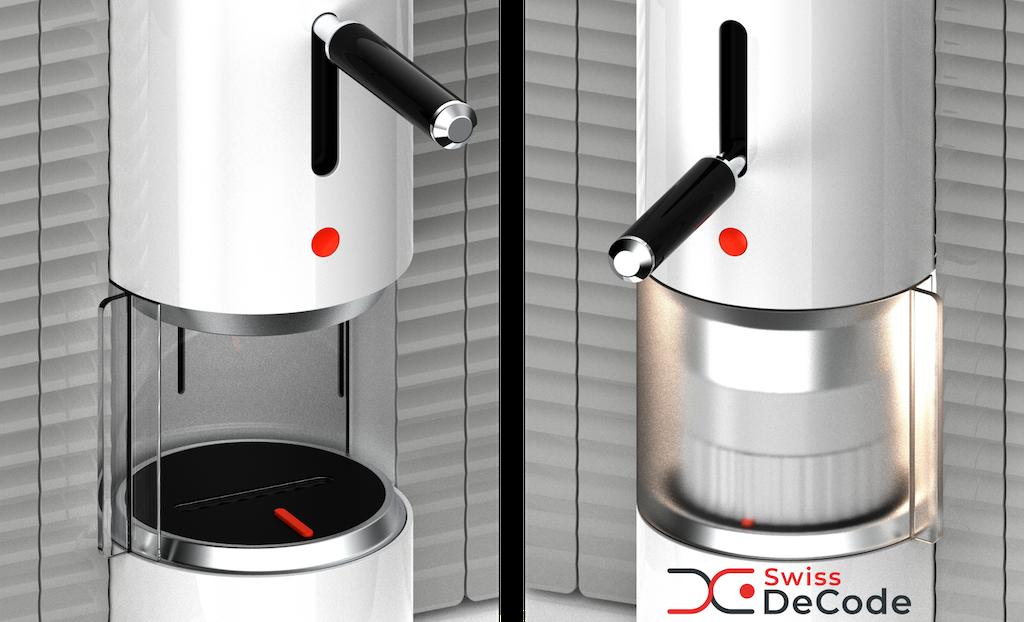 SwissDeCode Automated testing device