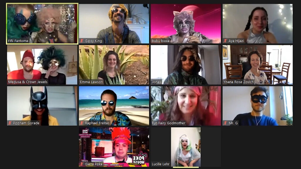 BASA Virtual Artistic Experiences