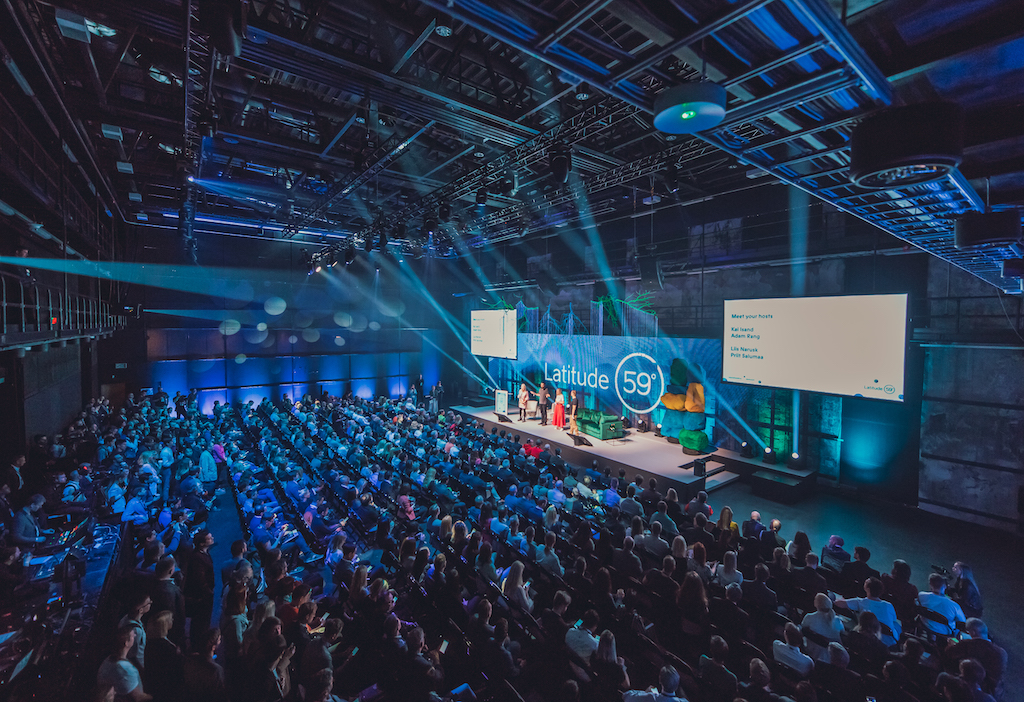 Conference Latitude59 2020, 27 - 28 August in Tallinn and online