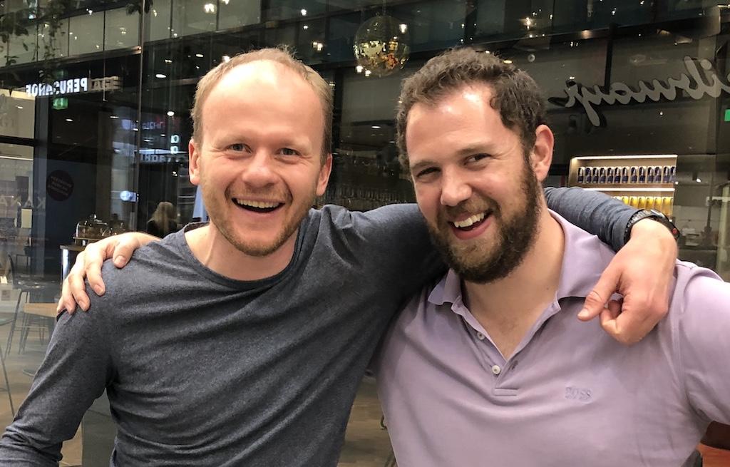 Startup AskBrian, CEO Pavol Matthias