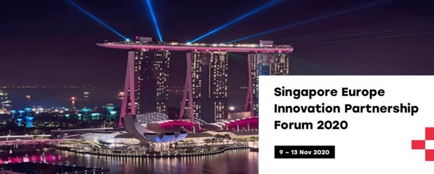 Singapore x Europe Innovation Partnership Forum (SEIPF)