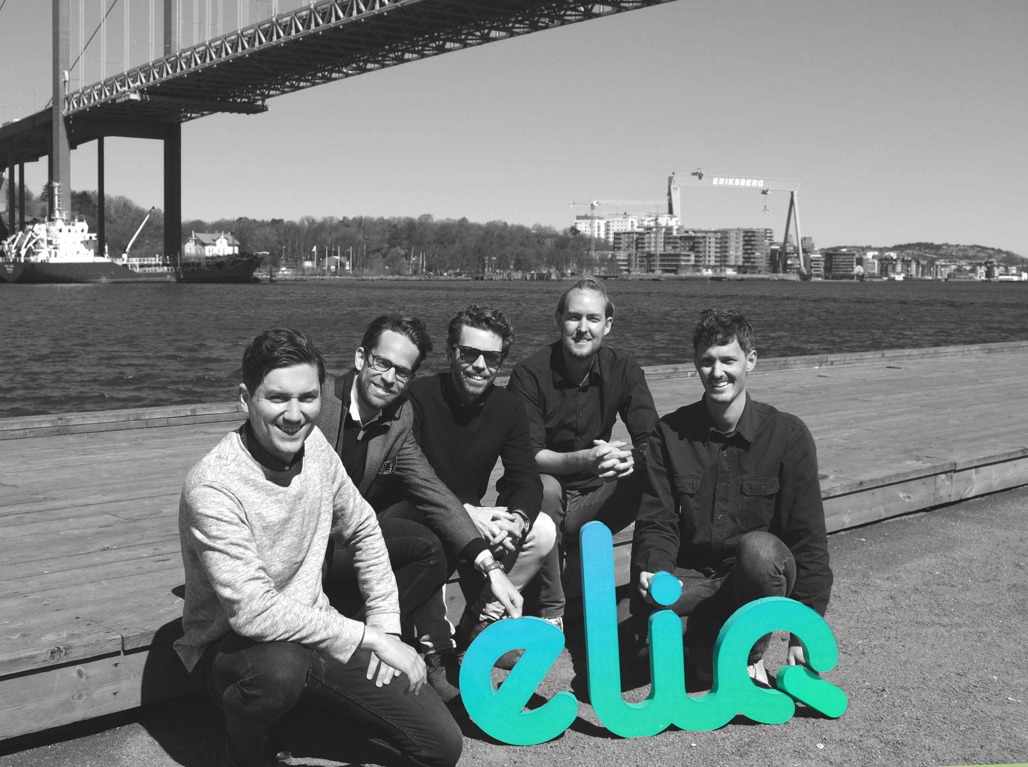 Swedish startup Eliq