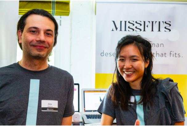Founders Missfits, Startup Journey