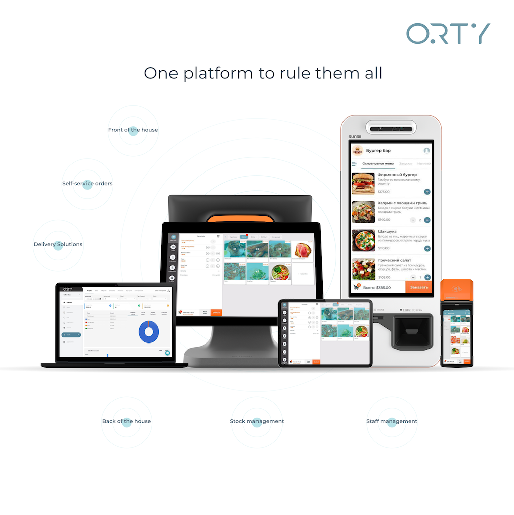 Startup Orty