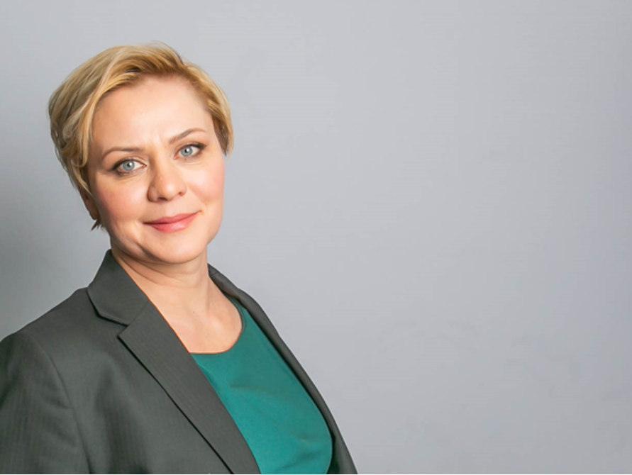 Springvest's Managing Director Päivi Malinen