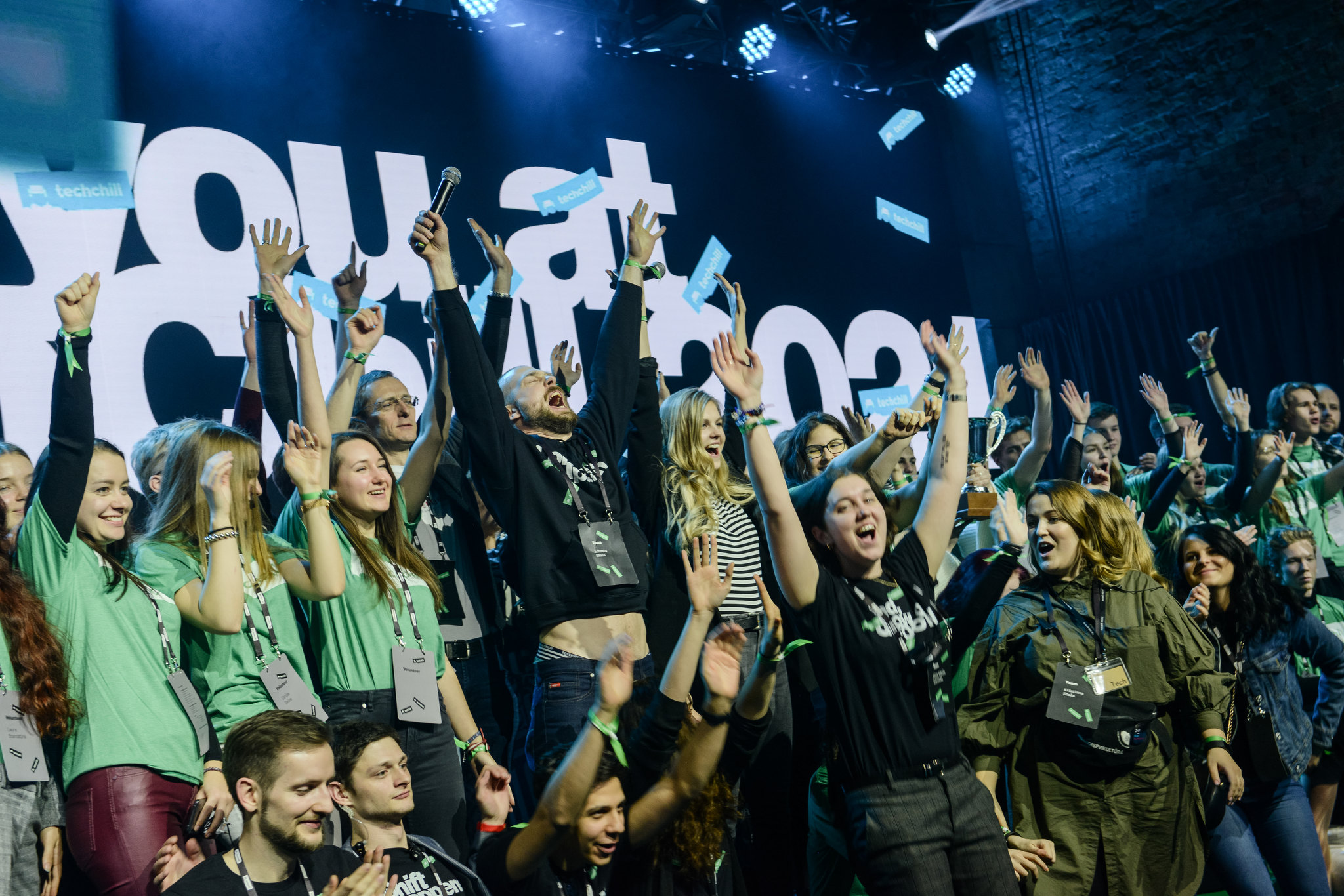 TechChill Launches the 10th Season of Baltic Start-Up Events
