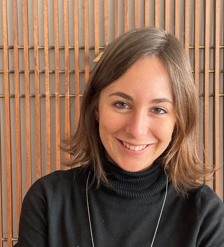 Anna Zò, project manager, Music Innovation Hub