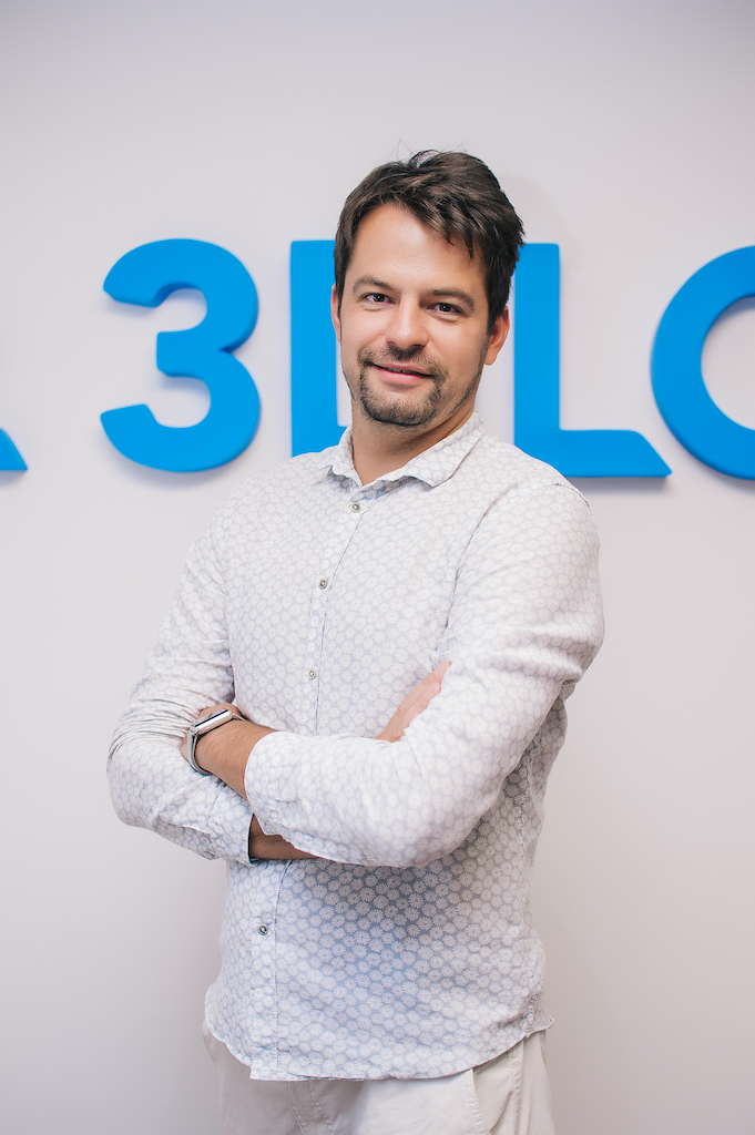 Vadim Rogovskiy, CEO 3DLOOK