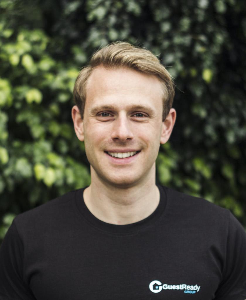 Alexander Limpert, GuestReady CEO