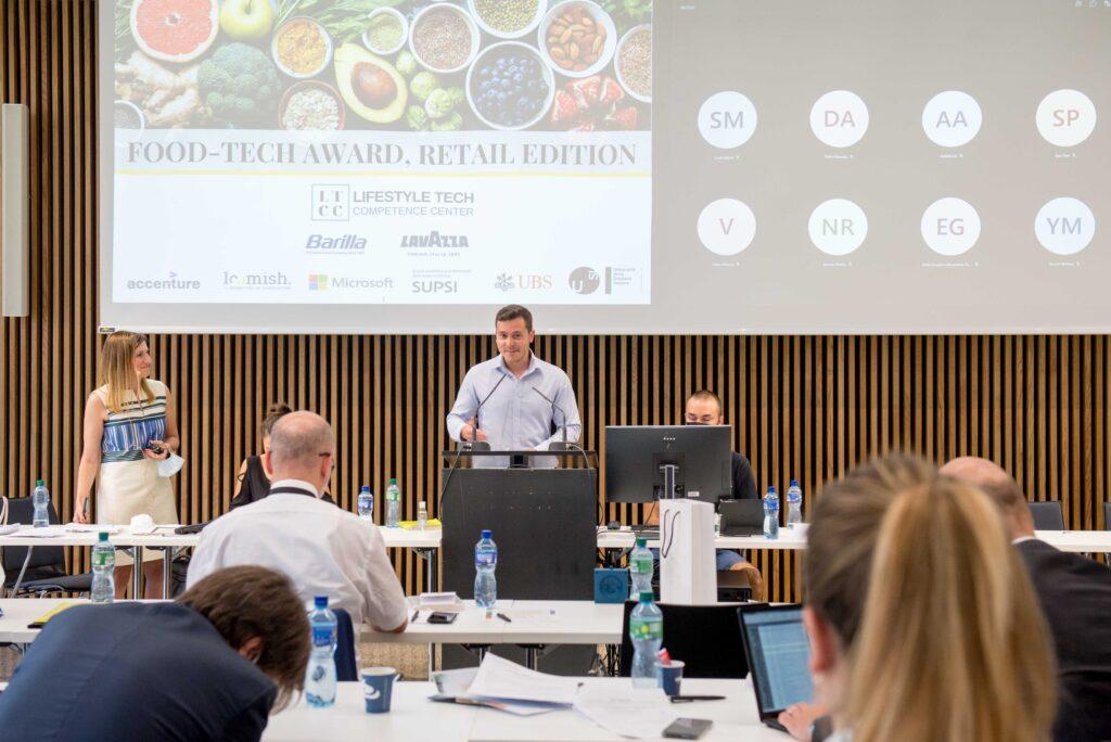 Animatico FoodTech Award 2021 Winner