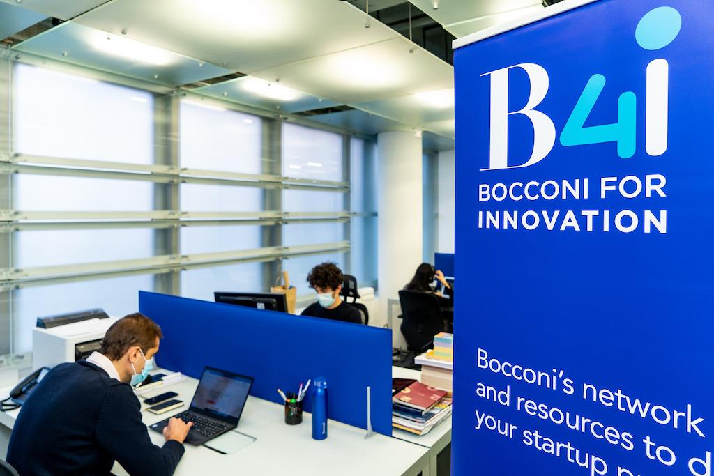 B4i - Bocconi for Innovation Startup Call