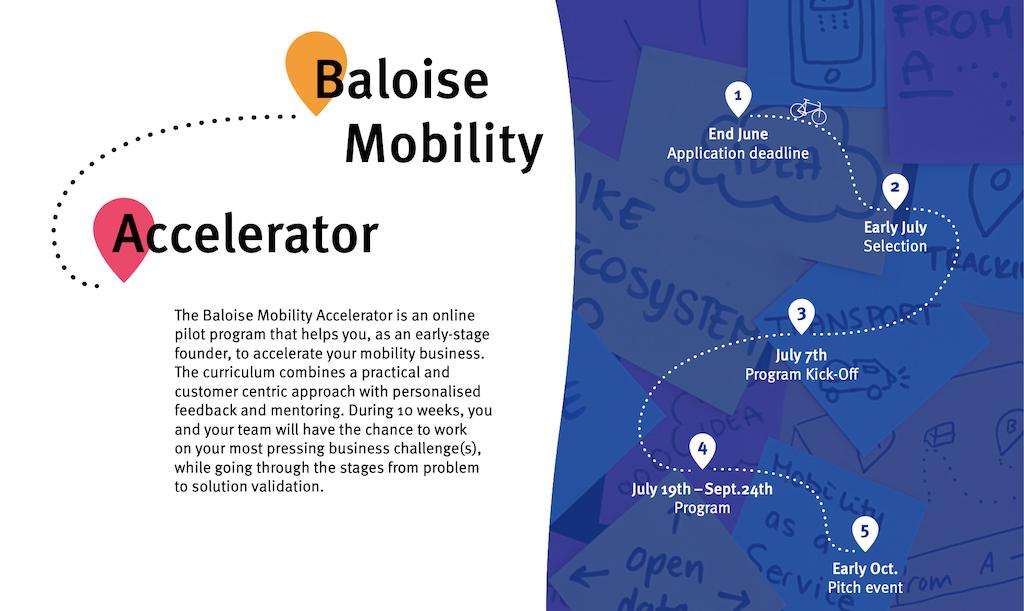 Baloise mobility accelerator