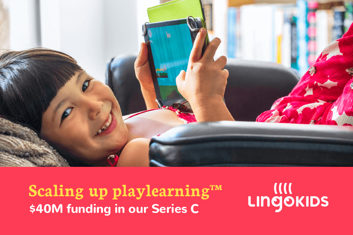 LingoKids raises $40M to scale its early learning platform