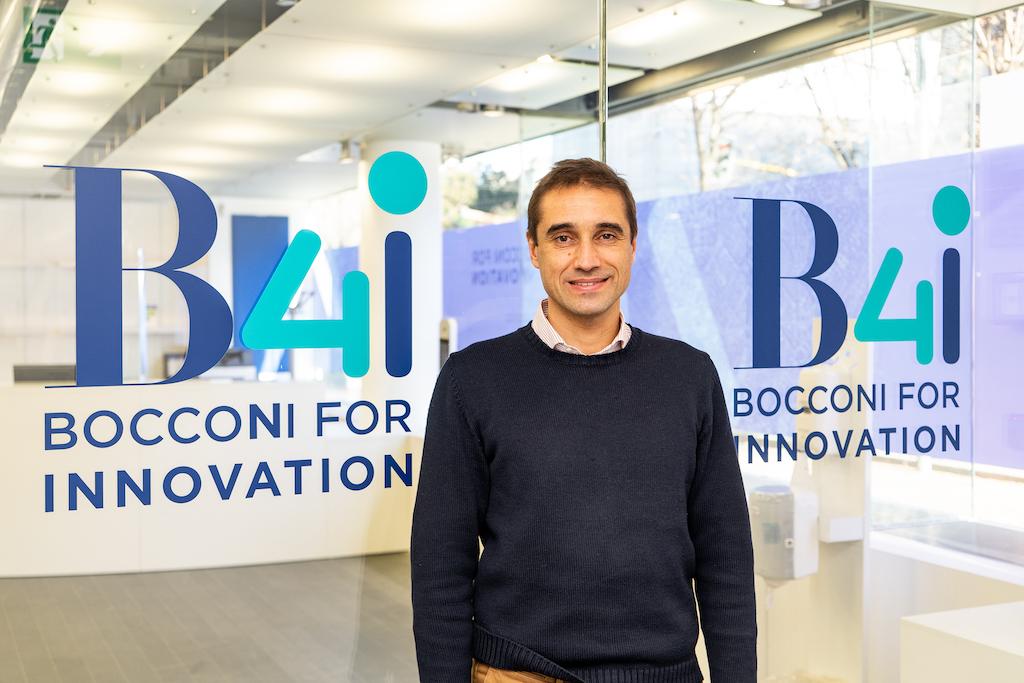 Nico Valenti Gatto, Operational Director of B4i - Bocconi for innovation
