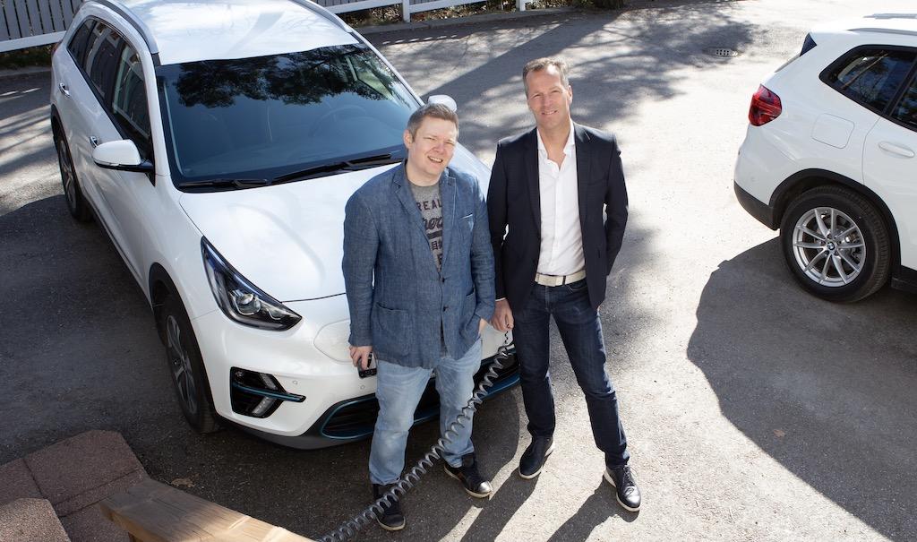 eMabler, Ville Parviainen and Juha Stenberg
