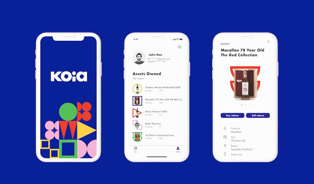 startup koia app