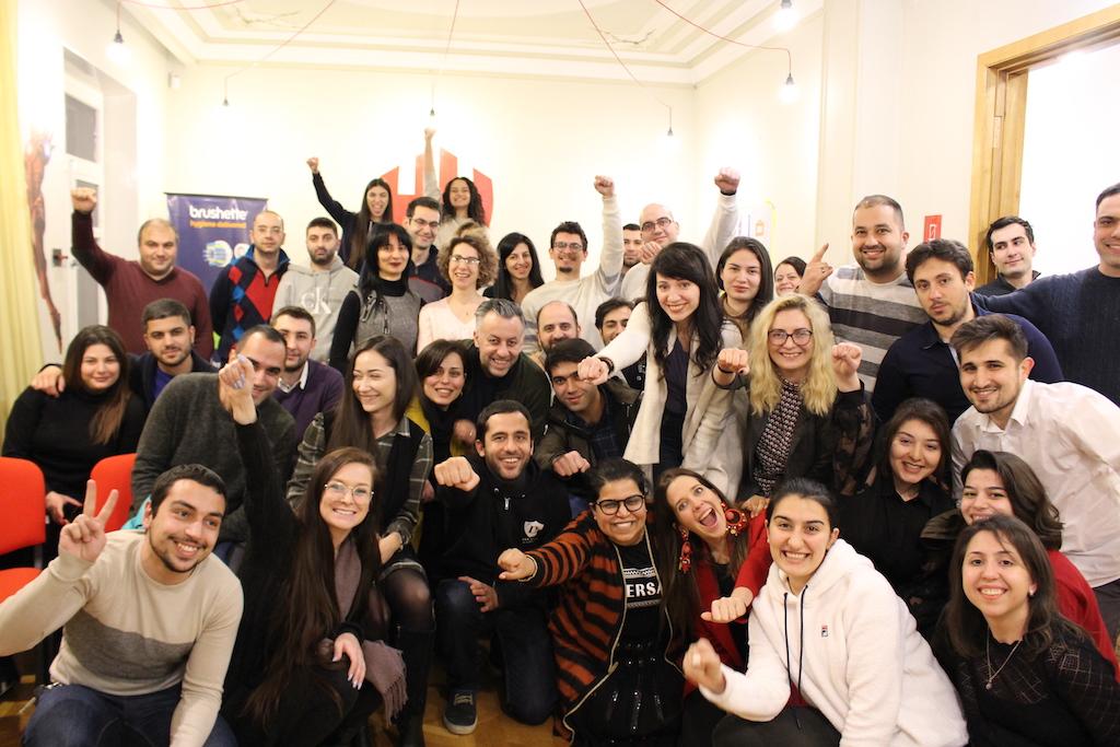 Hero House community startups