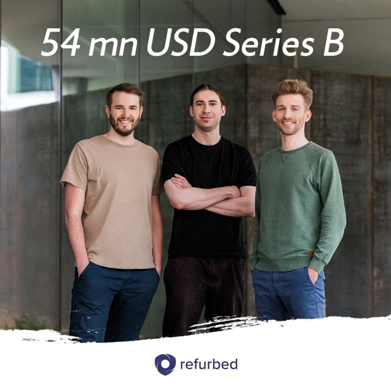Refurbed Raises a $54M Series B