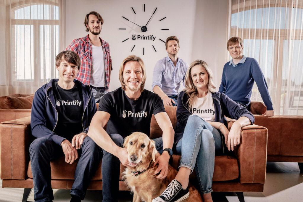 Startup Printify Team