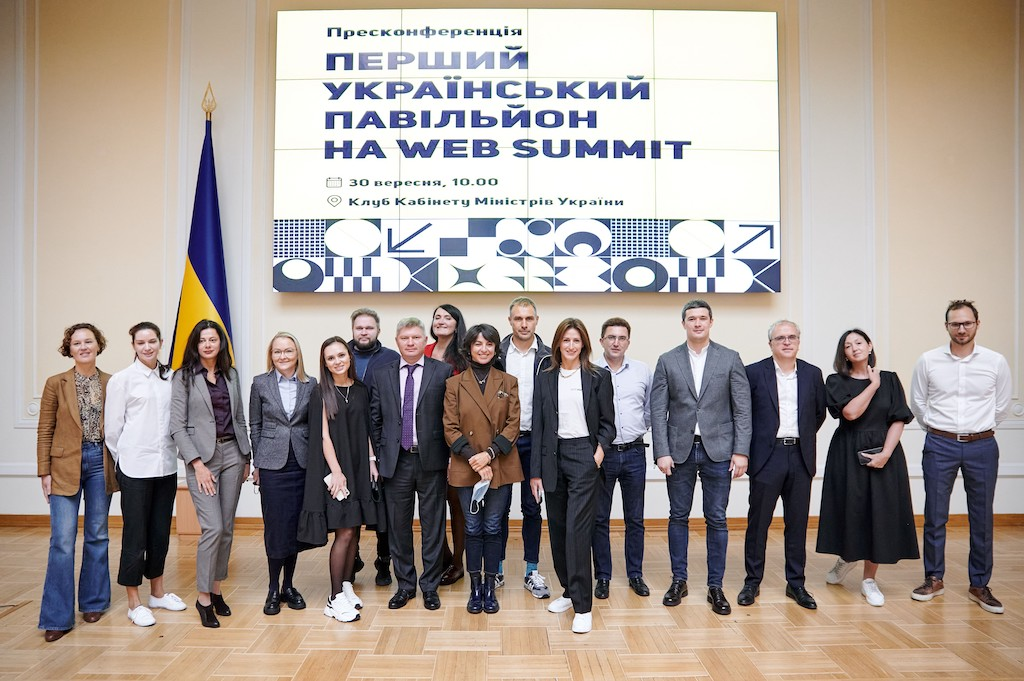 Ukraine to represent its tech ecosystem at Web Summit 2021